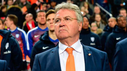 Guus Hiddink es el técnico europeo que Colombia analiza como reemplazo de José Pékerman
