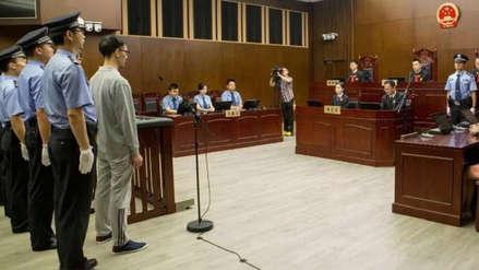 Pena de muerte para un hombre que mató a su esposa y la escondió en congelador en China