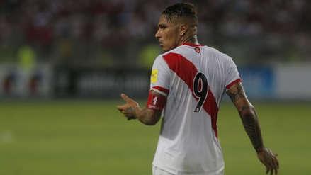 FIFA confirmó la suspensión contra Paolo Guerrero hasta abril del 2019