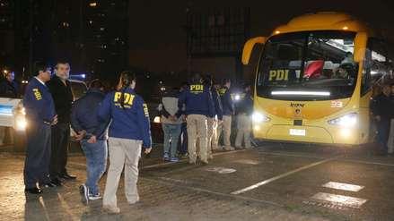 Chile expulsó a 77 delincuentes que cumplían condenas por varios delitos
