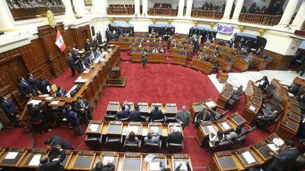 Congreso aprobó proyecto de ley que reforma artículo 58 de la Constitución