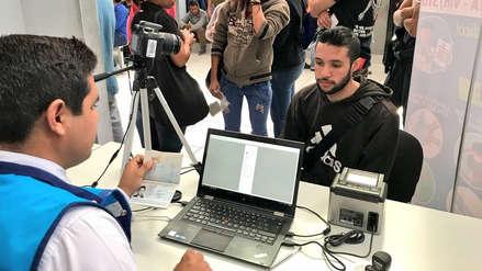 """Mininter: sistema de identificación facial y dactilar ayudará a una migración """"ordenada y segura"""""""