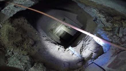 Descubren un túnel que une Estados Unidos y México para supuesto narcotráfico