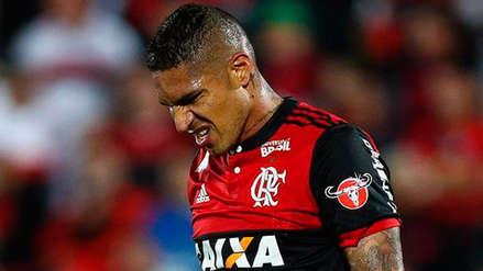 Flamengo aclaró que no tuvo injerencia en el caso de Paolo Guerrero