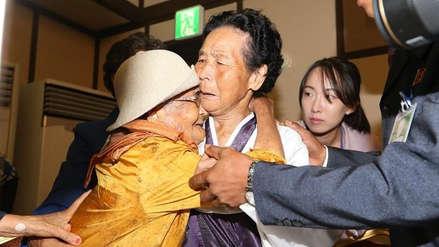 Las dos Coreas inician una segunda ronda de reencuentros de familias separadas