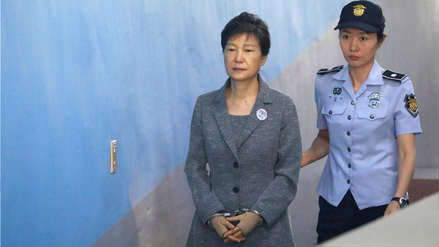 Expresidenta surcoreana fue condenada a 25 años de cárcel tras apelar sentencia previa