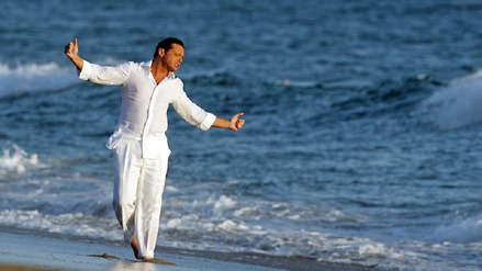 Luis Miguel disfruta de sus vacaciones a bordo de su yate en Miami [FOTOS]