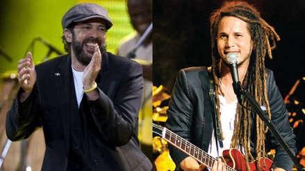 Juan Luis Guerra y Vicente García ofrecerán concierto el 27 de octubre