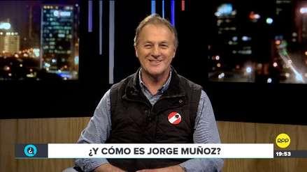 ¿Y cómo es él?: Estas fueron las propuestas de Jorge Muñoz para la alcaldía de Lima