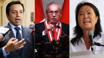 "Violeta: ""No hay dudas de que Pedro Chávarry está siendo digitado por Keiko Fujimori"""