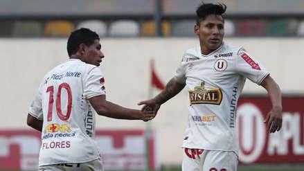 Raúl Ruidíaz felicitó a Edison Flores por su pase al Monarcas Morelia