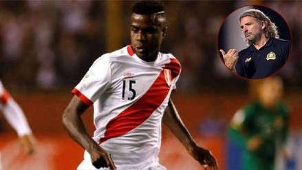 Técnico de Christian Ramos mostró su agrado con el rendimiento del jugador