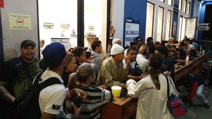Perú comenzó a exigir pasaporte a los venezolanos en la frontera