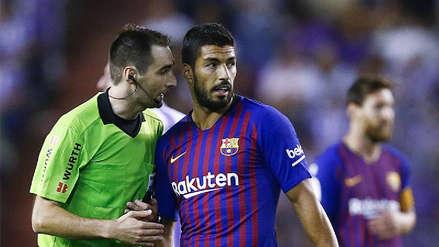 El VAR anula dos goles en la victoria de Barcelona sobre el Valladolid