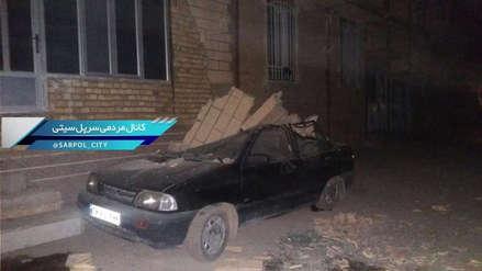 Decenas de heridos tras terremoto de magnitud 6 en Irán