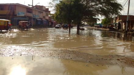 Aumentan zonas vulnerables de inundación en Chiclayo