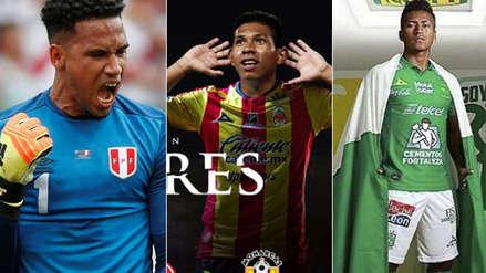 Edison Flores a Morelia: los 9 peruanos que juegan en la Liga MX