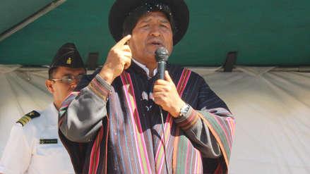Canciller de Chile pidió a Evo Morales no estar nervioso por ejercicio militar