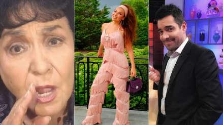 Los famosos que han causado sensación por sus divertidas versiones del #ThalíaChallenge