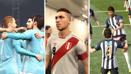 Un nuevo trailer del PES 19 tiene como protagonista a la Selección Peruana