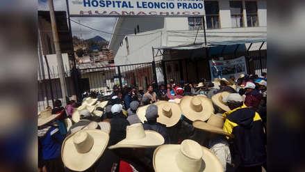 Intentan tomar hospital de Huamachuco por presuntas irregularidades