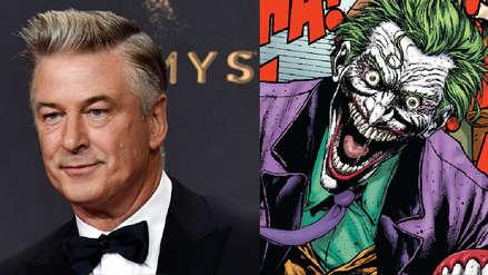 Alec Baldwin será el padre de Batman en la película
