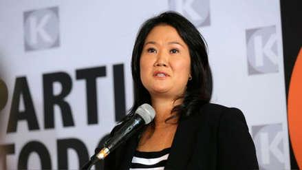 Keiko Fujimori sobre ley de publicidad estatal: