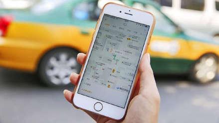 Didi, el 'Uber chino', suspendió servicio compartido tras muerte de pasajera