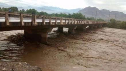 Culmina limpieza y enrocado de río Chicama tras Niño costero