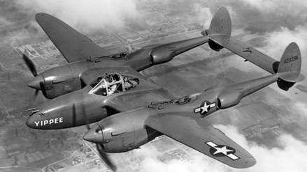 Un avión de la Segunda Guerra Mundial fue hallado en un glaciar de Groenlandia