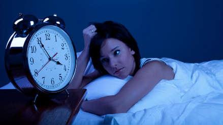 ¿Tienes insomnio? Podrías padecer depresión, ansiedad y hasta diabetes