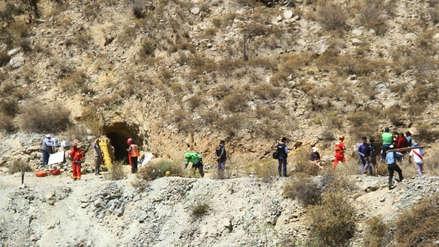 Video | Estudiante de Topografía murió tras caer dentro de una mina en Arequipa