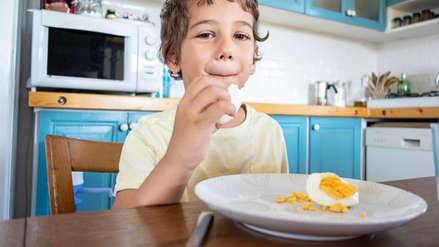 ¿El huevo puede causar alergia en los niños?