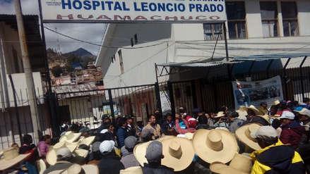 Director de Red de Salud Sánchez Carrión pone su cargo a disposición
