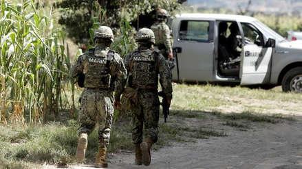 México: hallan seis cuerpos sepultados en una fosa clandestina en Jalisco