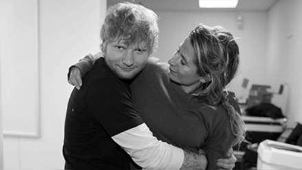 Ed Sheeran confesó que se casó en secreto con Cherry Seaborn