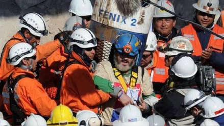 Justicia chilena indemniza con 120,000 dólares a 31 de los 33 mineros de Atacama