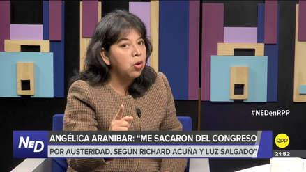 Periodista denunció que fue despedida del Congreso pese a que demostró cuadro clínico de depresión