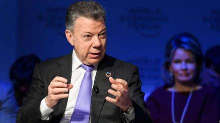Autoridad electoral declara caducidad de investigación a campaña de Santos en 2014 por Odebrecht