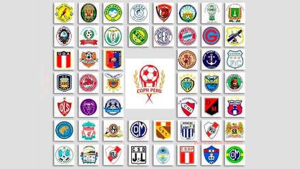 Conoce a los 50 equipos clasificados a la etapa nacional de la Copa Perú