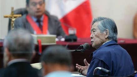 Audiencia para revisar el indulto de Alberto Fujimori será el 21 de septiembre
