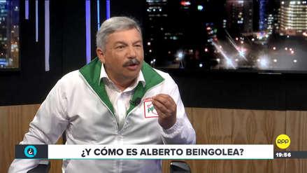 ¿Y cómo es él?: Las propuestas de Alberto Beingolea a la alcaldía de Lima