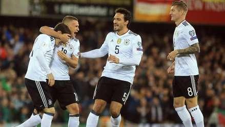 Alemania anunció sus convocados para el duelo con la Selección Peruana
