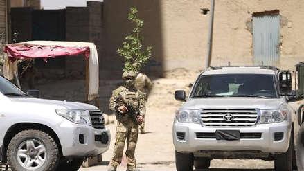 China construye un campo de entrenamiento para tropas afganas, según la prensa