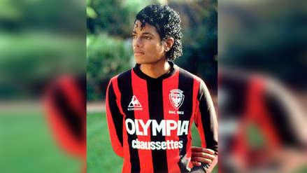 Michael Jackson y su peculiar vínculo con el fútbol gracias al Niza