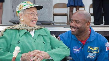 La mujer que estuvo detrás del éxito de la llegada del hombre a la Luna cumplió 100 años
