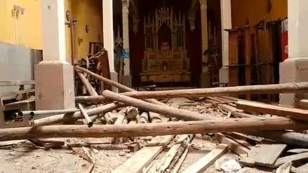 Piden agilizar presupuesto para refacción de capilla del hospital Las Mercedes