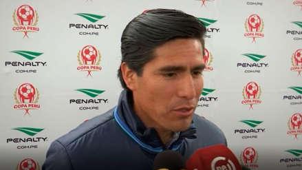 Edwin Retamoso es presidente de un equipo de Copa Perú y se ilusiona por jugar en Primera