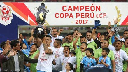 Conoce el formato de competición de la etapa nacional de la Copa Perú 2018