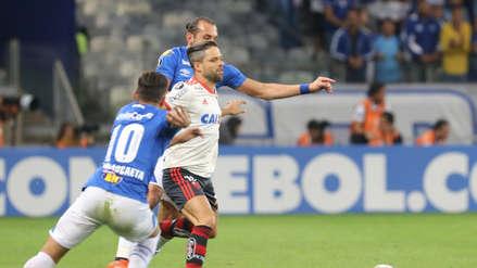 Flamengo ganó 1-0 a Cruzeiro, pero fue eliminado de la Libertadores